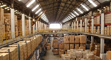 Safe custody and warehousing